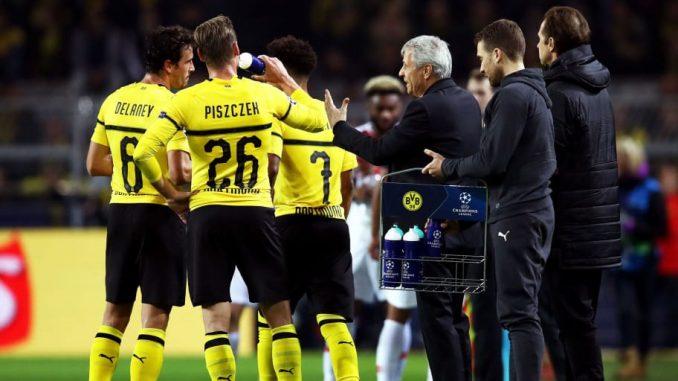 Dortmund Atletico übertragung